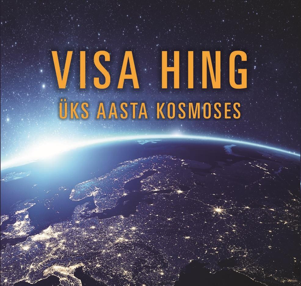 4a2a0b8e034 Scott Kelly ''Visa hing. Üks aasta kosmoses''
